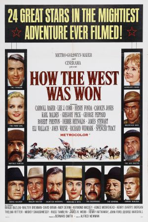How the West Was Won 2739x4101