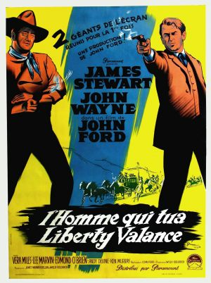 The Man Who Shot Liberty Valance 1493x2000