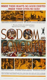 The Last Days of Sodom and Gomorrah poster