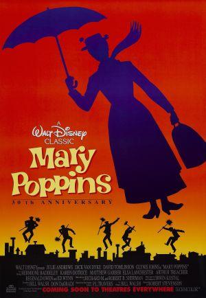 Mary Poppins 2356x3406