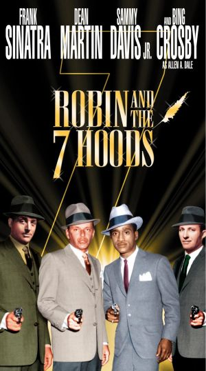 Robin and the 7 Hoods Cover