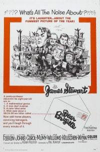 Dear Brigitte poster