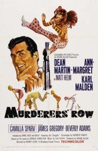 Murderers' Row poster