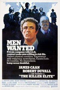 The Killer Elite poster