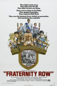 Fraternity Row poster