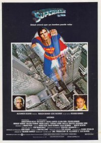 Superman: Der Film poster