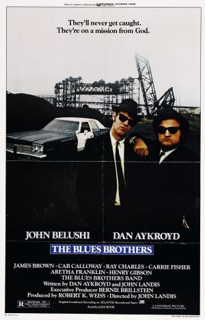 The Blues Brothers 2428x3776