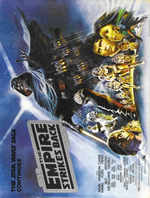 Star Wars: Episode V - The Empire Strikes Back 3140x4160