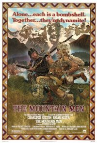 The Mountain Men poster