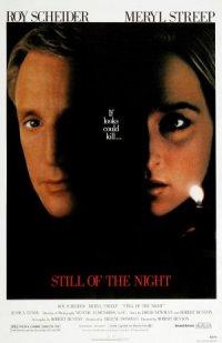 Still of the Night poster