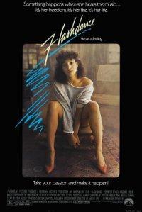 Flashdance poster