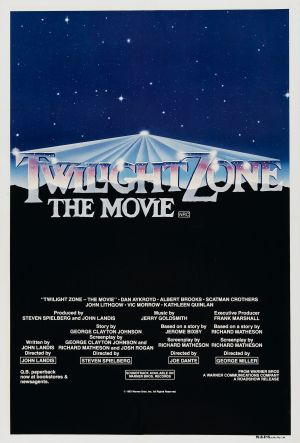 Twilight Zone: The Movie 2238x3306