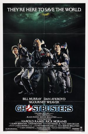 Ghostbusters 2456x3720