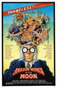 Amazon Women on the Moon poster