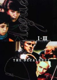 The Decalogue poster