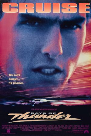 Days of Thunder movies in Italy