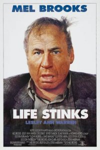 Life Stinks poster