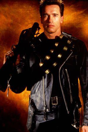 Terminator 2: Judgment Day 2380x3543