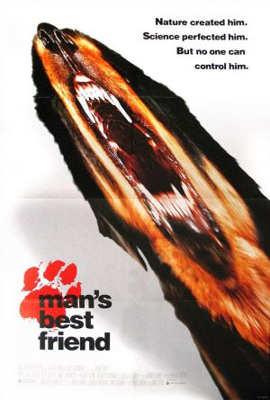 Man's Best Friend Poster