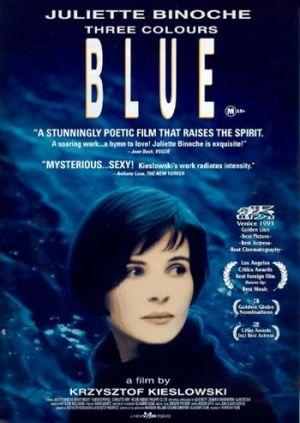 Drei Farben - Blau 350x493