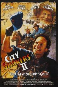 City Slickers 2 - Die goldenen Jungs poster