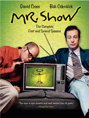 Mr. Show with Bob and David 1700x2262