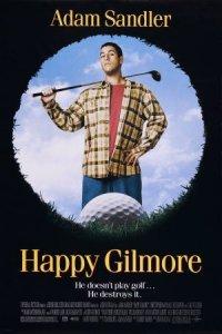 Happy Gilmore poster