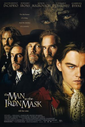 The Man In The Iron Mask Poster