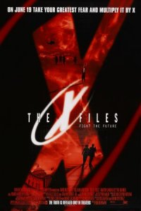 X-Files: The Movie poster