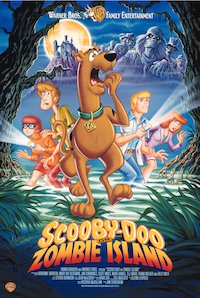 Scooby-Doo on Zombie Island poster