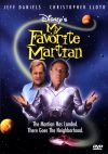 My Favorite Martian Cover