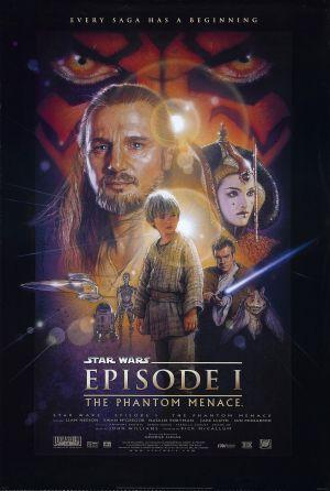 Star Wars: Episodio I - La amenaza fantasma 2735x4070