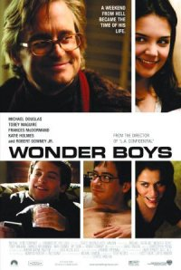 Wonder boys - Pokoli hétvége poster