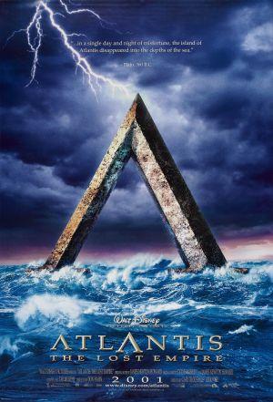 Atlantis - Das Geheimnis der verlorenen Stadt 2770x4070
