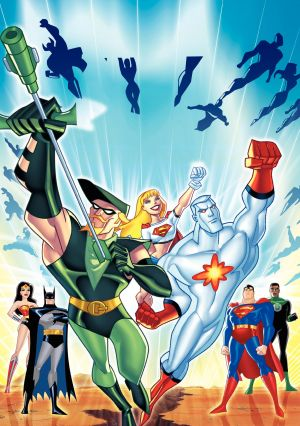 Justice League 1558x2212