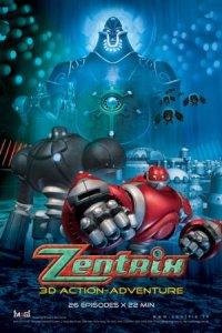 Zentrix poster