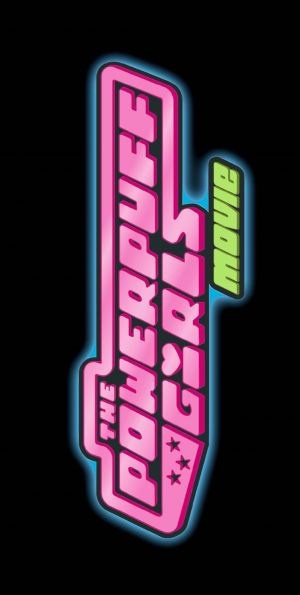 The Powerpuff Girls logo. Copyright by respective production studio and/or