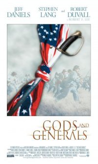 Gods and Generals poster