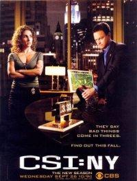 CSI: Nueva York poster