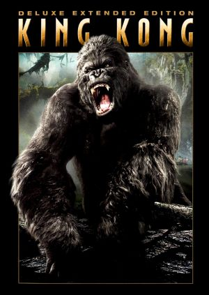 King Kong Dvd cover