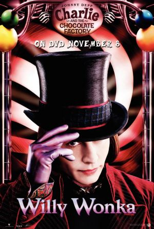 Charlie and the Chocolate Factory 1063x1579