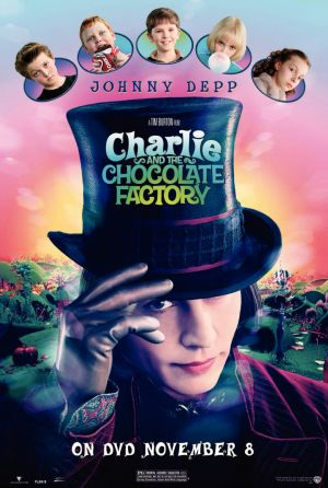 Charlie and the Chocolate Factory 1071x1593