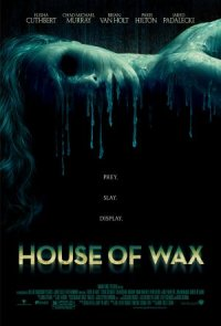 Wax House, Baby poster