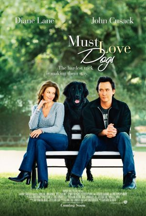 Must Love Dogs Poster