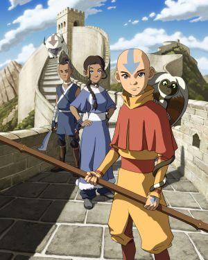 Avatar: The Last Airbender 2085x2603