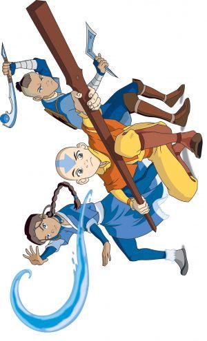Avatar - Der Herr der Elemente 2293x3784