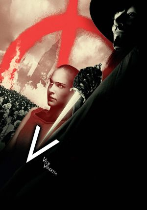V for Vendetta 2100x3000
