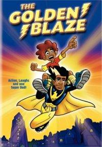 The Golden Blaze poster