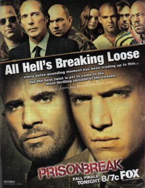Prison Break 791x1025
