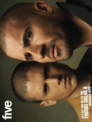 Prison Break 600x800